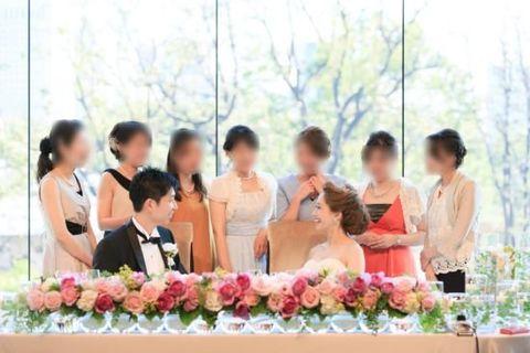 Photograph, Ceremony, Event, Pink, Flower Arranging, Floral design, Wedding, Bride, Floristry, Flower,