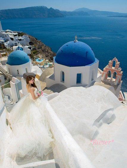Photograph, Dome, Vacation, Azure, Tourism, Wedding, Bride, Ceremony, Fun, Dress,