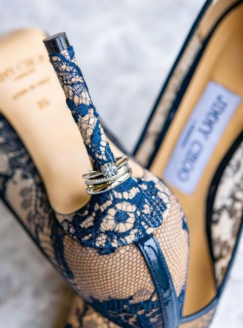 Footwear, Blue, Cobalt blue, Shoe, Blue and white porcelain, High heels, Leg, Electric blue, Espadrille, Human leg,