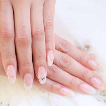 Nail, Manicure, Nail care, Finger, Skin, Nail polish, Hand, Cosmetics, Beauty, Pink,