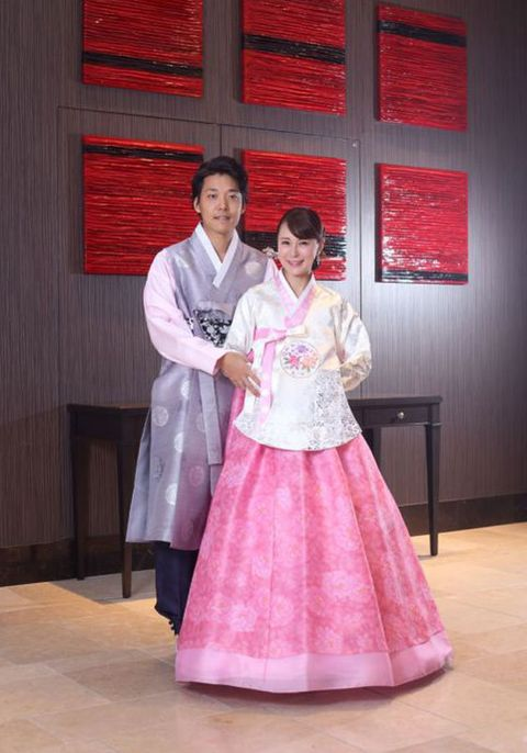 Pink, Tradition, Event, Costume,