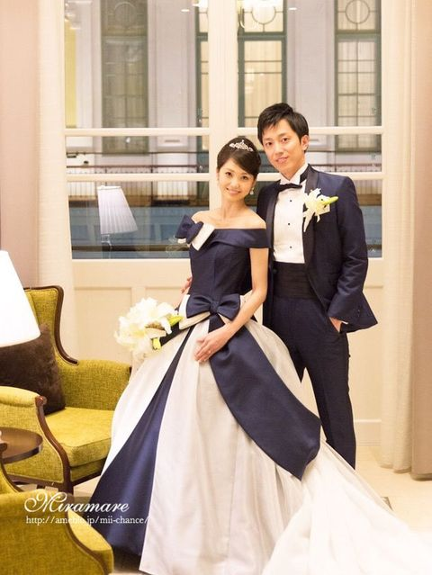 Photograph, Bride, Formal wear, Gown, Dress, Wedding dress, Ceremony, Yellow, Snapshot, Bridal clothing,