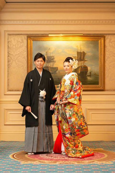 Kimono, Costume,