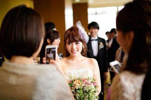 Bride, Photograph, Ceremony, Event, Beauty, Dress, Bridal clothing, Skin, Wedding, Wedding dress,
