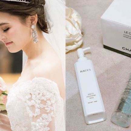 Skin, Face, Head, Beauty, Bride, Hand, Headpiece, Fashion accessory, Eyelash, Dress,