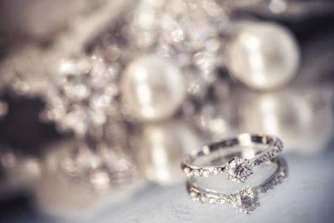 Photograph, Ring, Jewellery, Fashion accessory, Engagement ring, Diamond, Wedding ring, Macro photography, Wedding ceremony supply, Gemstone,