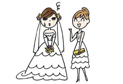 White, Cartoon, People, Head, Line art, Child, Illustration, Human, Dress, Interaction,