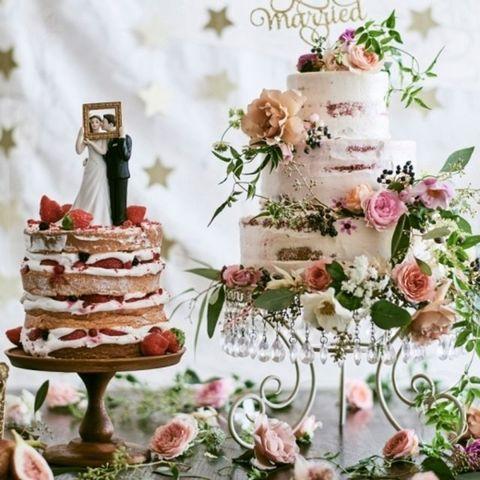 Wedding cake, Pink, Cake decorating, Cake, Sugar cake, Torte, Wedding ceremony supply, Sugar paste, Pasteles, Food,