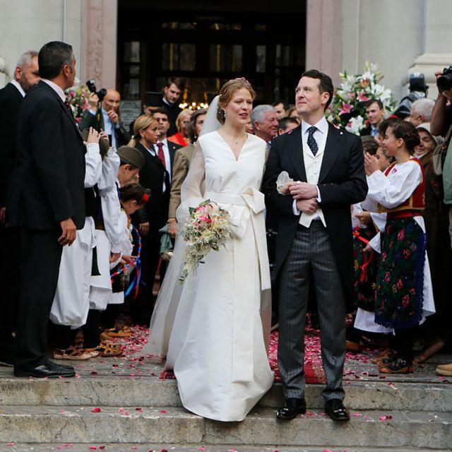 Photograph, Ceremony, Wedding, Event, Bride, Marriage, Wedding dress, Tradition, Formal wear, Dress,
