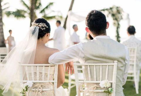Bride, Photograph, White, Ceremony, Wedding dress, Wedding, Veil, Marriage, Bridal clothing, Dress,