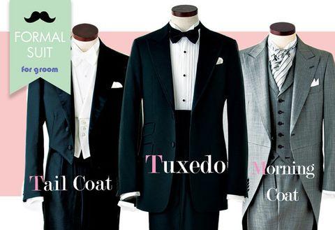 Suit, Clothing, Formal wear, Tuxedo, Outerwear, Blazer, Coat, Jacket, Collar, Font,