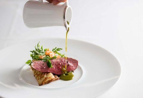 Dish, Food, Cuisine, Ingredient, Venison, Meat, À la carte food, Recipe, Produce, Veal,