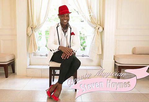Fashion, Headgear, Suit, Fashion accessory, Shoe, Formal wear, Style, Fashion design,