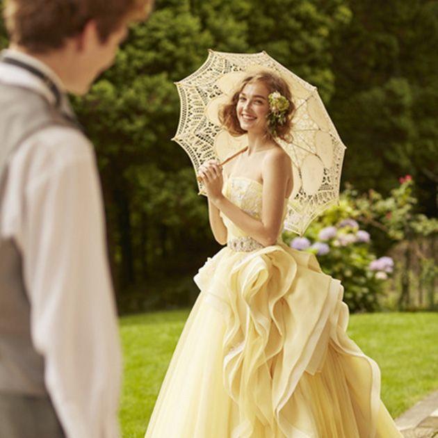 Gown, Wedding dress, Dress, Bride, Clothing, Bridal clothing, Bridal accessory, Bridal party dress, Wedding ceremony supply, Veil,
