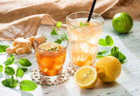 Food, Drink, Lemon-lime, Ingredient, Lime, Iced tea, Key lime, Long island iced tea, Moscow mule, Spritzer,