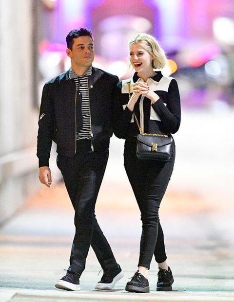 Fashion, Formal wear, Footwear, Street fashion, Suit, Fashion model, Tights, Leggings, Leg, Event,
