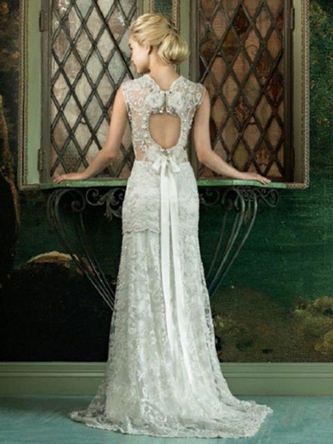 Gown, Clothing, Dress, Wedding dress, Bridal party dress, Shoulder, Bridal clothing, A-line, Fashion model, Bridal accessory,