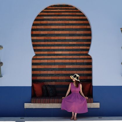 Pink, Blue, Fashion, Dress, Room, Furniture, Tree, Magenta, Photography, Tints and shades,