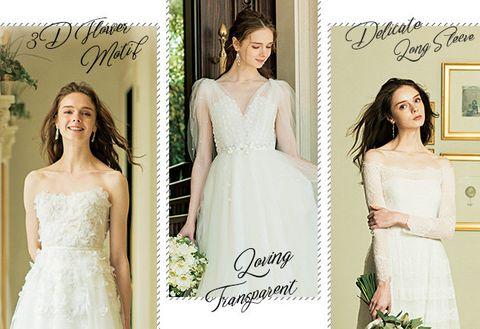 Gown, Dress, Wedding dress, Clothing, Bridal clothing, Bridal party dress, Bride, Shoulder, Formal wear, Fashion,