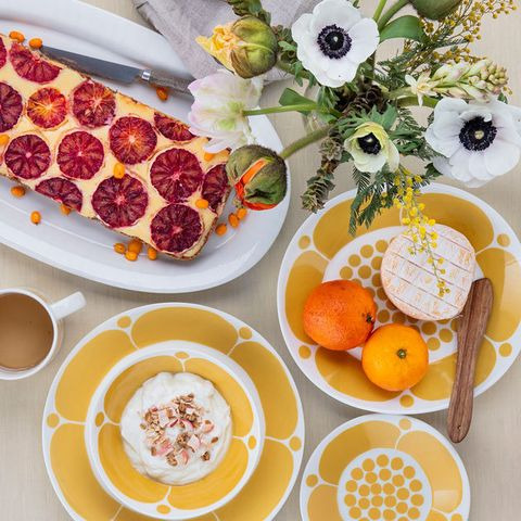 Dish, Food, Cuisine, Meal, Ingredient, Brunch, Breakfast, Orange, Vegetarian food, Grapefruit,