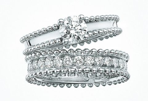 Jewellery, Fashion accessory, Diamond, Ring, Silver, Engagement ring, Metal, Platinum, Body jewelry, Finger,