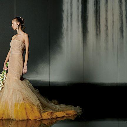 Gown, Dress, Clothing, Fashion model, Shoulder, Fashion, Haute couture, Formal wear, Beauty, Wedding dress,