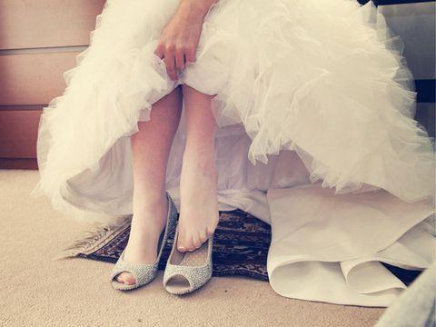Shoe, Fashion, Foot, Natural material, Ankle, Embellishment, Toe, Dancing shoe,