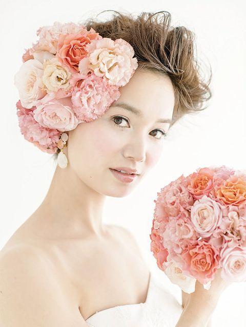 Petal, Skin, Flower, Eyebrow, Photograph, Pink, Cut flowers, Peach, Flowering plant, Beauty,