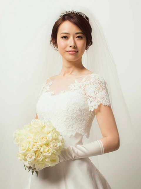 Clothing, Dress, Skin, Bridal clothing, Sleeve, Shoulder, Textile, Photograph, Joint, Petal,
