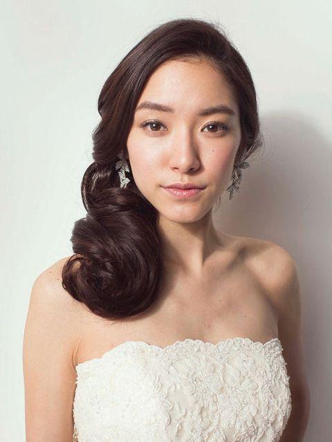 Clothing, Hair, Lip, Hairstyle, Skin, Chin, Forehead, Shoulder, Eyebrow, Photograph,