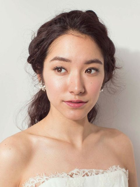 Clothing, Lip, Hairstyle, Skin, Chin, Forehead, Shoulder, Eyebrow, Photograph, Joint,