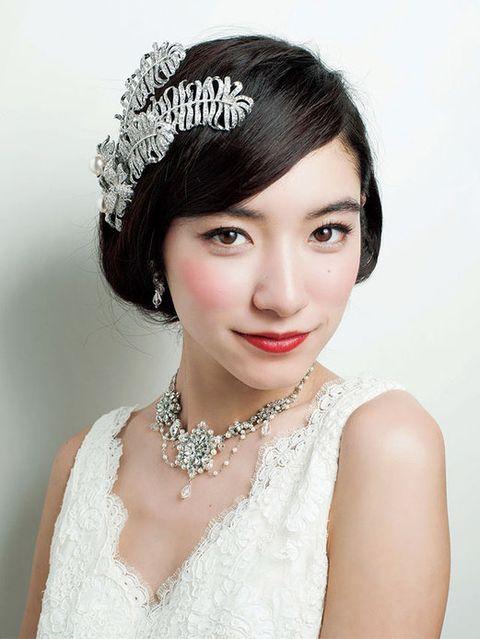 Clothing, Lip, Eye, Hairstyle, Skin, Chin, Forehead, Eyebrow, Photograph, Eyelash,