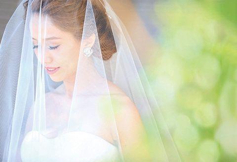 Veil, Bridal veil, Bridal accessory, Photograph, Bride, Skin, Beauty, Wedding dress, Bridal clothing, Fashion accessory,