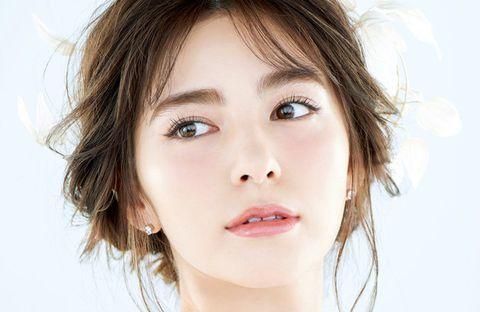 Face, Hair, Eyebrow, Lip, Skin, Chin, Nose, Hairstyle, Cheek, Forehead,