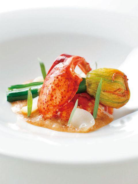 Food, Dish, Cuisine, Ingredient, À la carte food, Garnish, Produce, Lobster, Recipe, Meat,