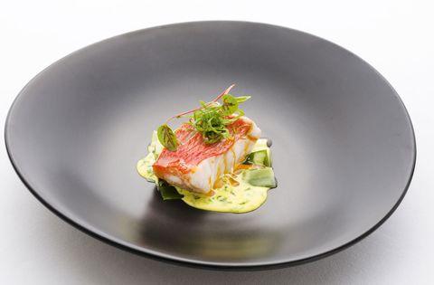 Dish, Food, Cuisine, Ingredient, Plate, Dishware, Hors d'oeuvre, À la carte food, Recipe, Produce,