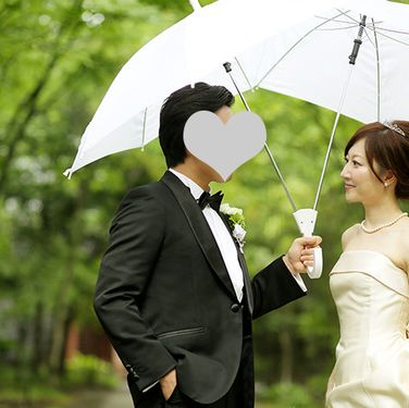 Clothing, Coat, Trousers, Photograph, Suit, Dress, Outerwear, Formal wear, Bridal veil, Umbrella,