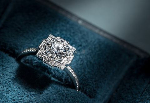 Ring, Engagement ring, Blue, Jewellery, Diamond, Fashion accessory, Wedding ring, Gemstone, Macro photography, Pre-engagement ring,