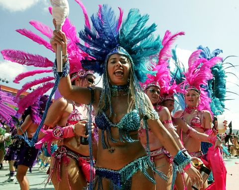 Samba, Carnival, Dance, Festival, Dancer, Event, Public event, Router, Performing arts, Feather,