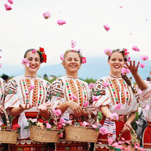 Pink, Event, Tradition, Costume, Ceremony,