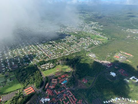 Aerial photography, Bird's-eye view, Residential area, Suburb, Metropolitan area, Urban area, Atmospheric phenomenon, Urban design, Landscape, Human settlement,