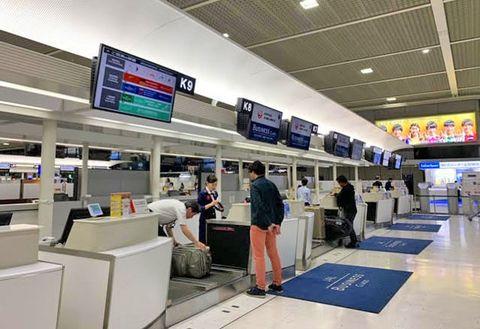 Building, Airport, Infrastructure, Interior design, Airport terminal, Electronics,