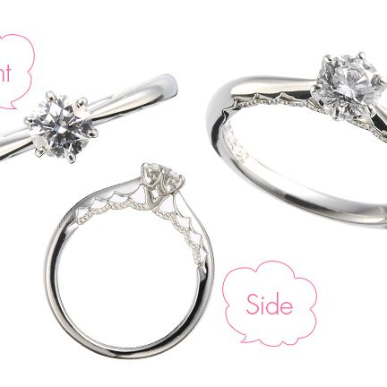 Body jewelry, Engagement ring, Platinum, Jewellery, Fashion accessory, Pre-engagement ring, Ring, Diamond, Silver, Metal,