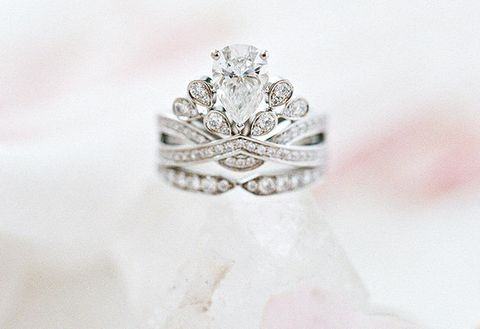 Jewellery, Ring, Crown, Fashion accessory, Body jewelry, Diamond, Engagement ring, Silver, Wedding ceremony supply, Platinum,