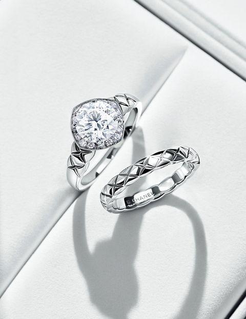 Ring, Pre-engagement ring, Platinum, Jewellery, Engagement ring, Fashion accessory, Diamond, Body jewelry, Gemstone, Wedding ring,