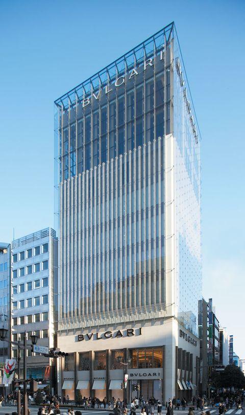 Building, Metropolitan area, Commercial building, Architecture, Tower block, Mixed-use, Corporate headquarters, Daytime, City, Skyscraper,