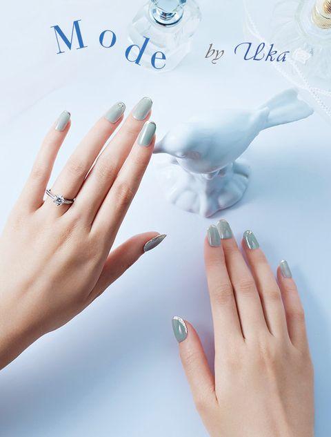 Nail, Finger, Hand, Manicure, Skin, Nail care, Nail polish, Gesture, Cosmetics, Material property,