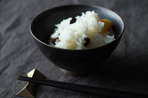 Dish, Food, Steamed rice, White rice, Rice, Cuisine, Jasmine rice, Ingredient, Comfort food, Glutinous rice,