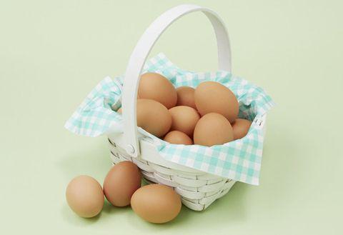 Egg, Egg, Basket, Food, Easter, Still life,