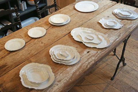 Food, Dish, Cuisine, Dishware, Tableware, Table, Brunch, Wood, Platter, Plate,